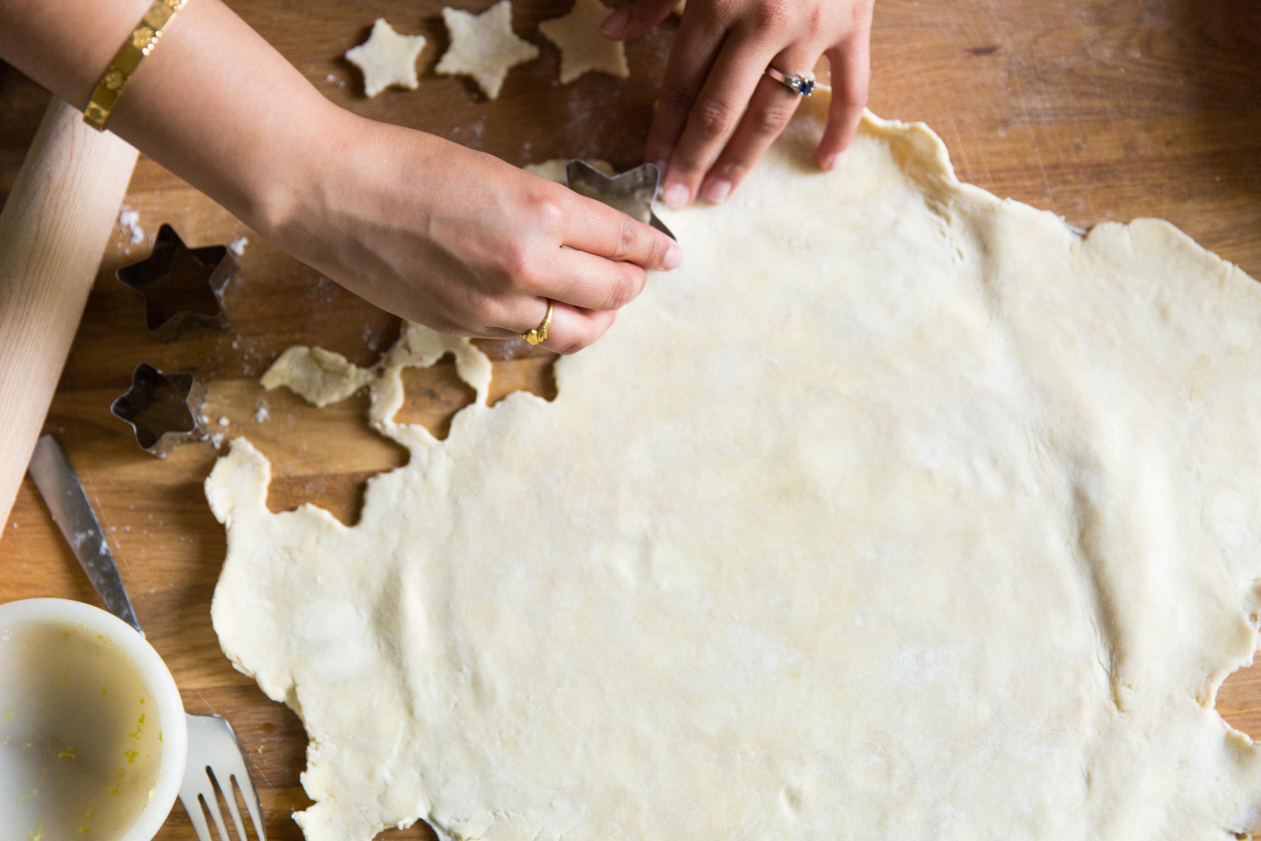 Pie Crust Pattern
