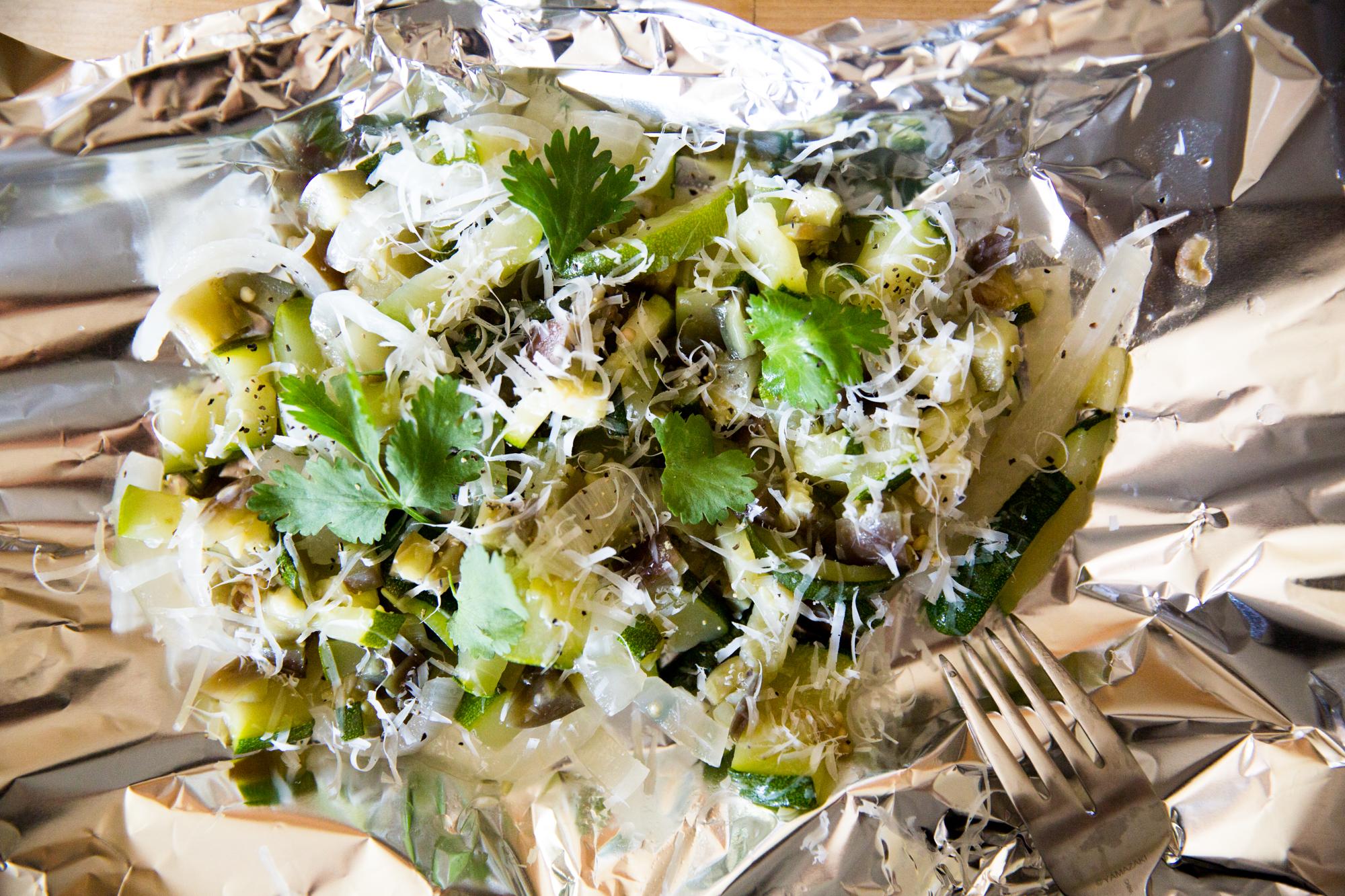 Grilled Veggie Recipe