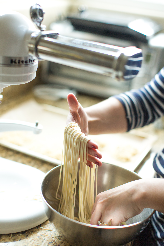 Fresh Spaghetti Recipe