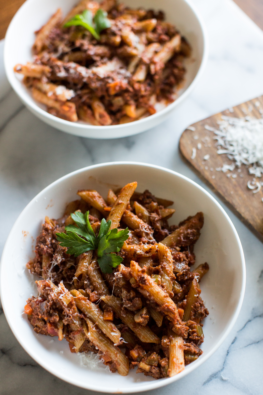 Instant Pot Bolognese Recipe