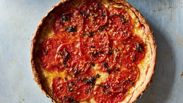 Tomato Pie From Food 52