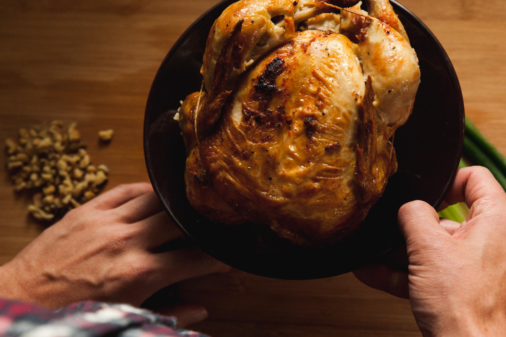 Rotisserie Chicken For Chicken Salad