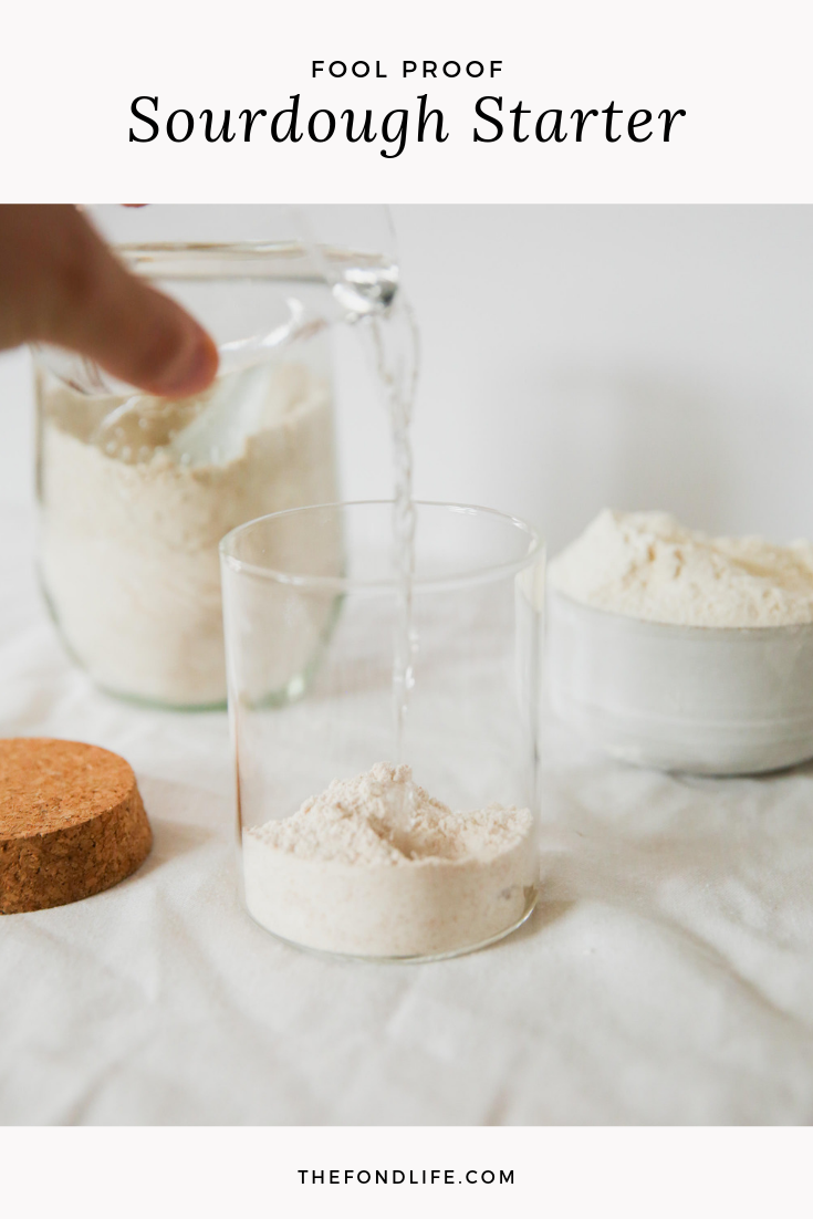 Secret To Fool Proof Sourdough Starter