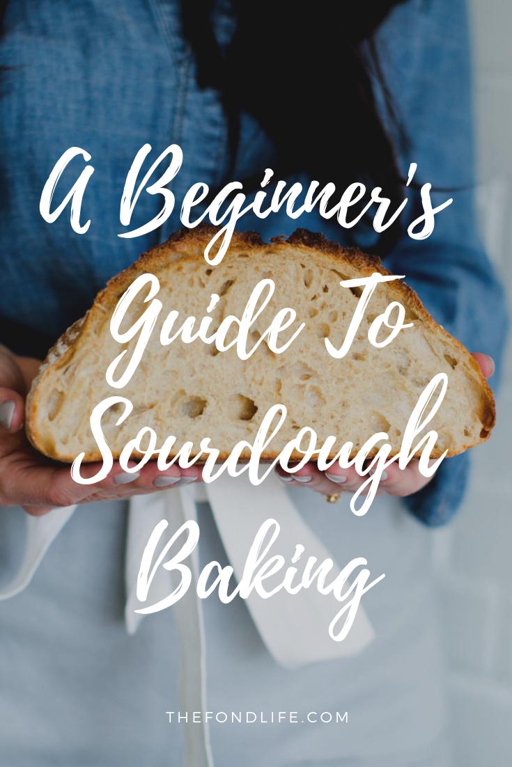 How To Make Your Own Sourdough #sourdough #baking #starter.png