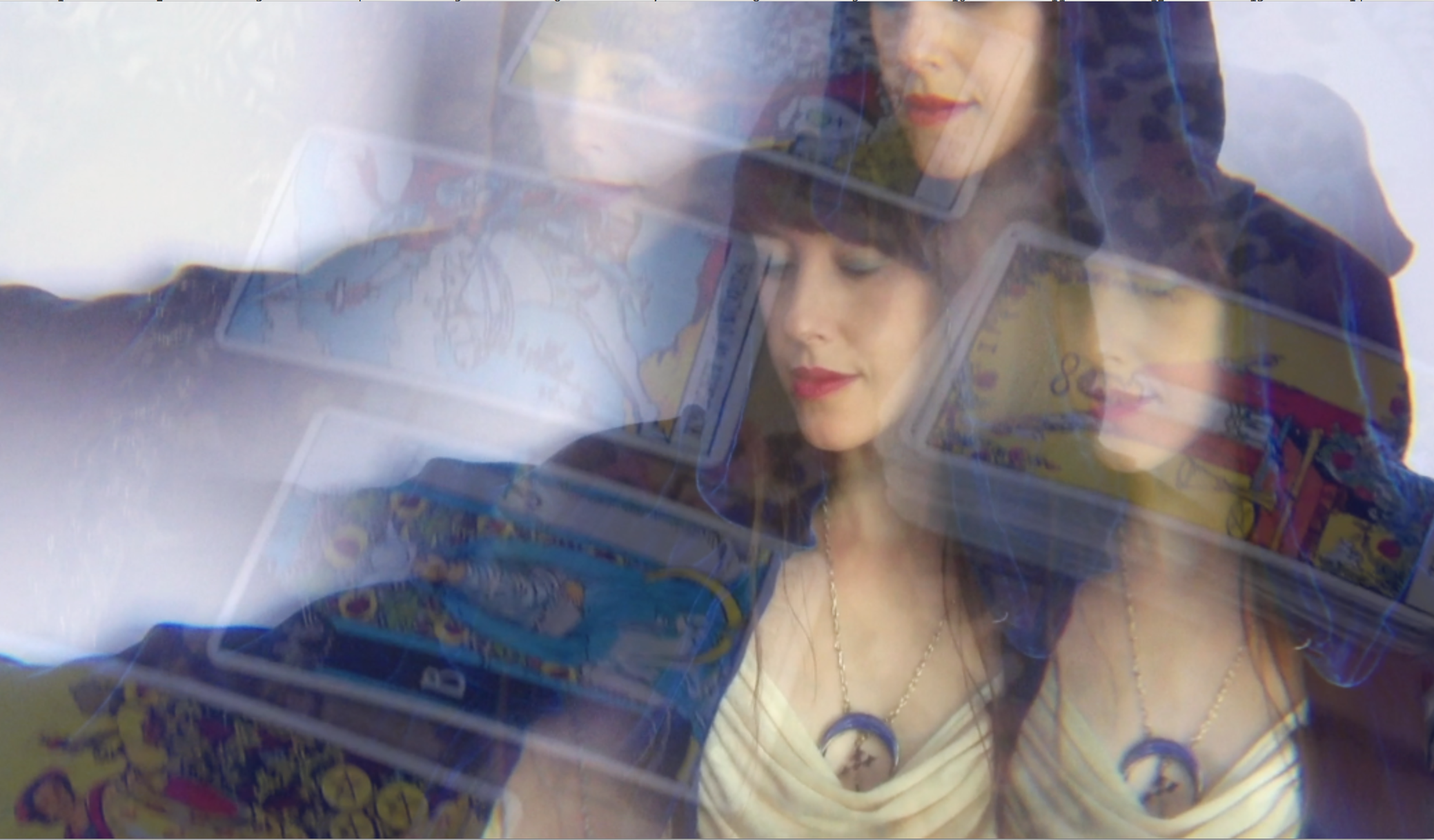 The High Priestess     Ancient feminine wisdom, divine oracle, moon cycles, mysteries, business savvy.