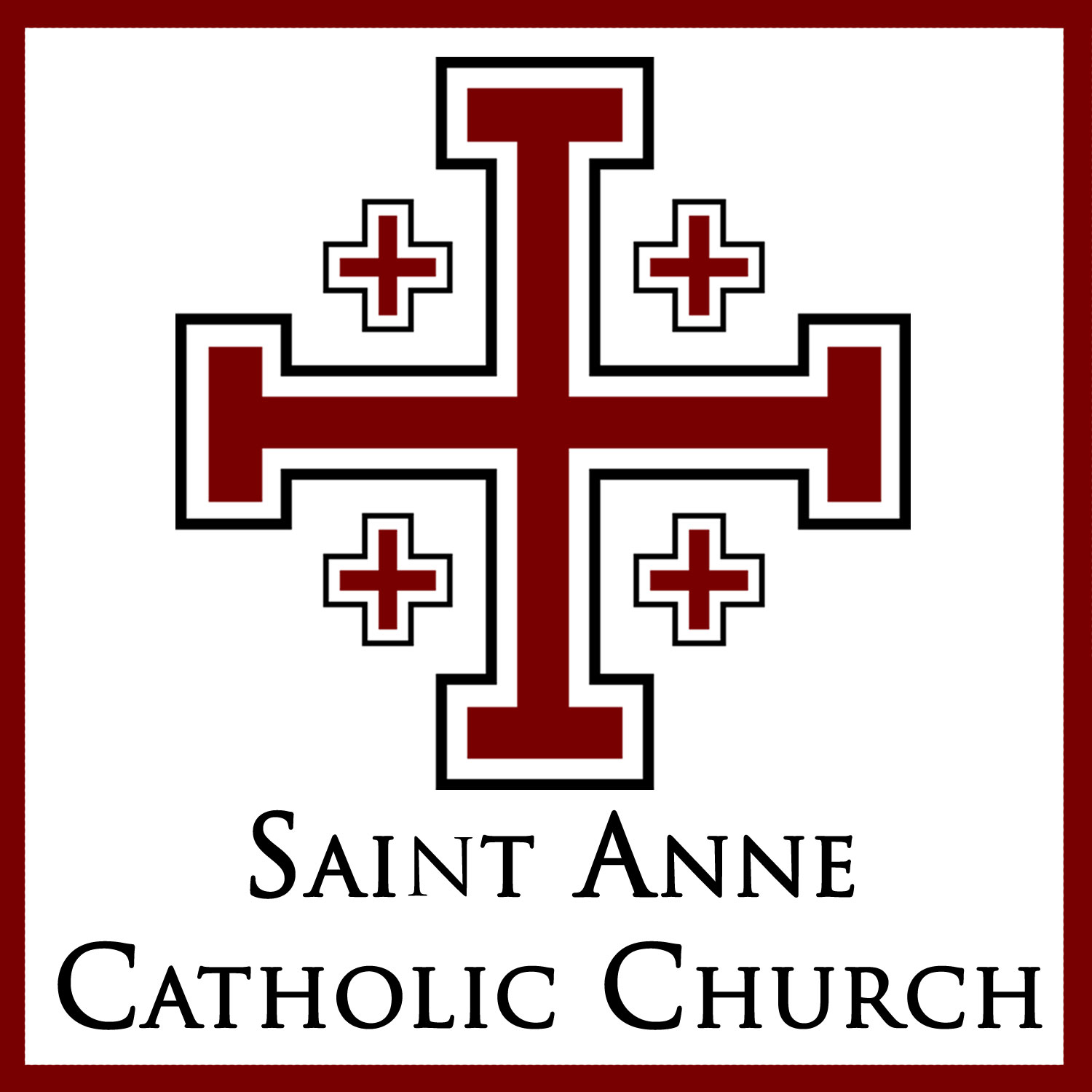 St. Anne Catholic Church Website