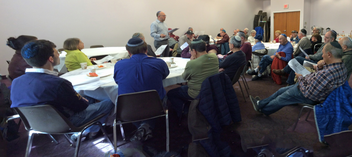 Jewish Routes Series - March, 2016