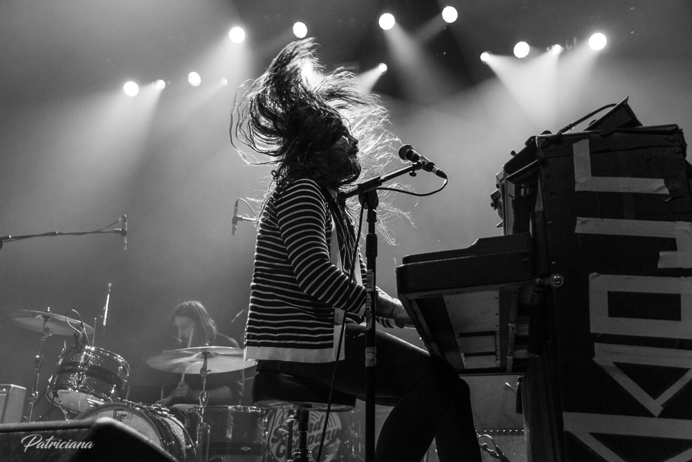 J Roddy Walston and the Business @ Terminal 5, Oct 2018