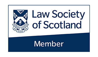 Law Society of Scotland member logo