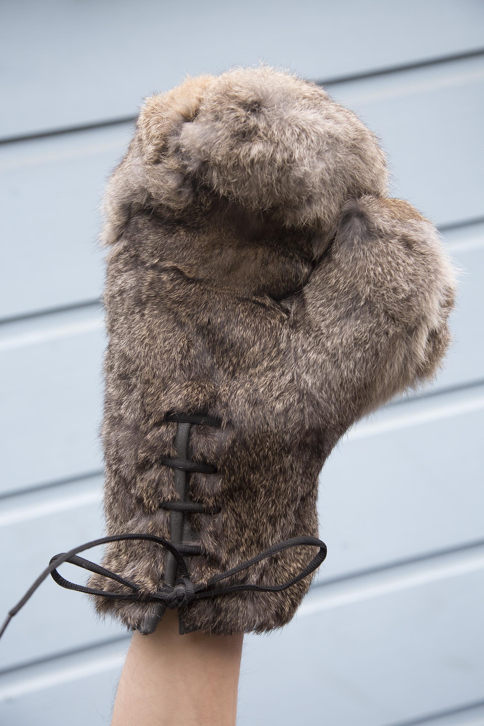 Boxing Gloves #3 (detail shot)