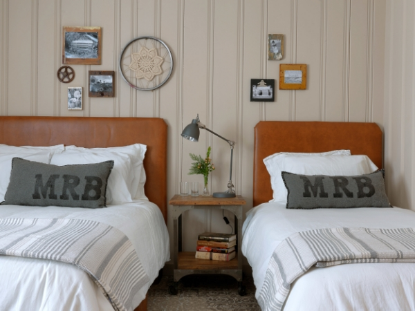 Mad River Barn Room Design by Joanne Palmisano