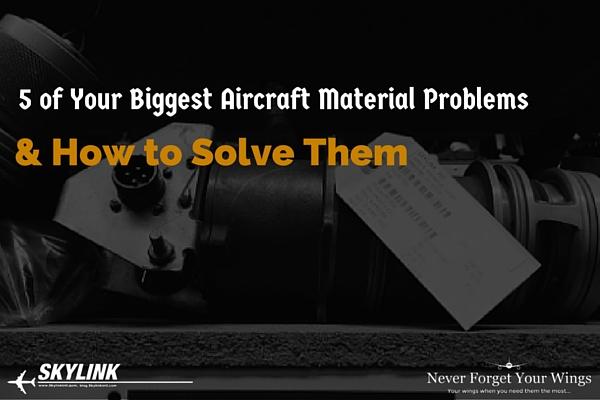 Skylink, aircraft material