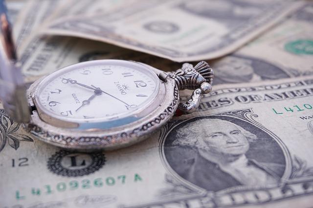 time, money