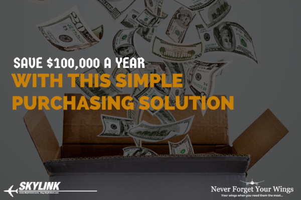 Save $100,000 A Year With This Simple Purchasing Technique