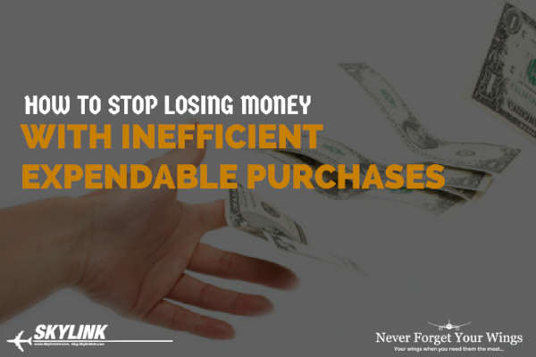 How To Stop Losing Money With Inefficient Expendable Purchases