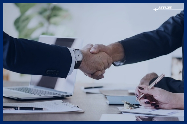 Outsourcing your APU needs to a trusted material partner is a great strategy!
