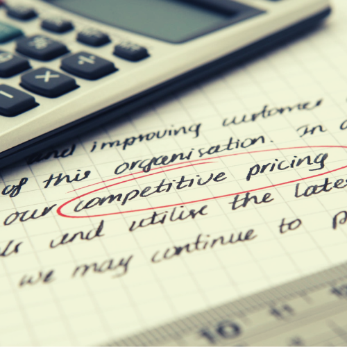 purchasing objective