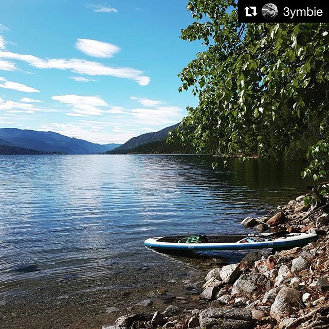 Hope you're all able to get out and enjoy a fun and safe long weekend! . #beautifulbc #hellobc #tourismbc #travelbc #kootenaybc #tundrawolf #kcpo  Repost @3ymbie ・・・ ~~~ ~~~ ~~~ #gobecauseyoucan #standuppaddle #sup