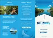 Blueway Trail Brochure (PDF)