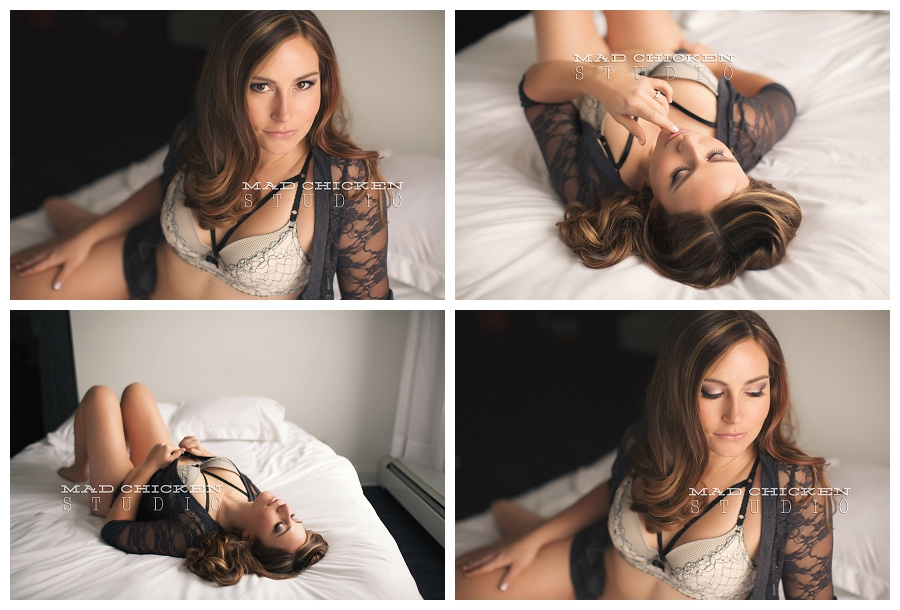 duluth boudoir photography session by mad chicken studio | lingerie by zulily