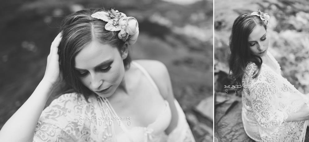 Outdoor boudoir session | Duluth Boudoir Photography | Mad Chicken Studio | Boudoir Photographer Jes Hayes
