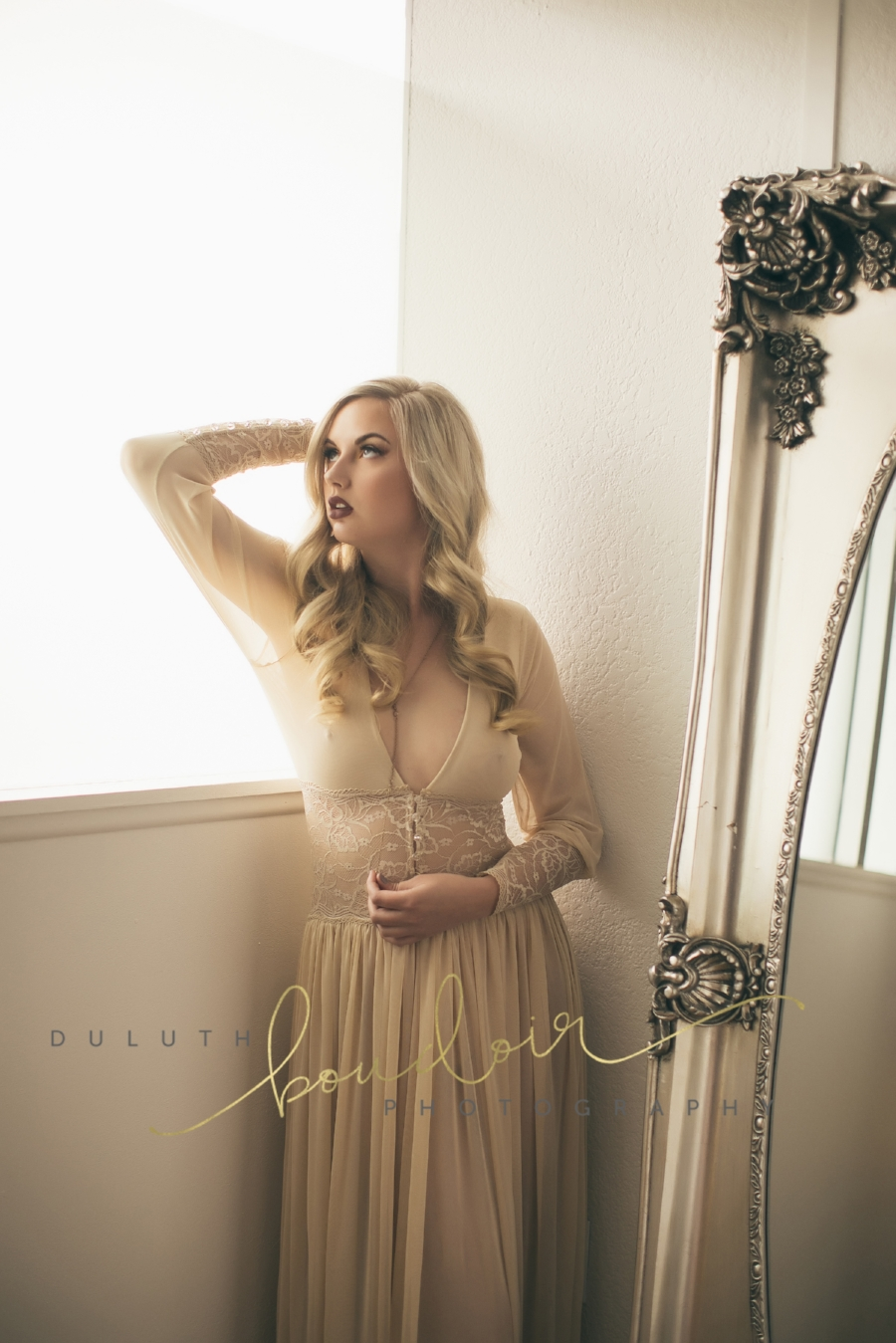 Duluth Boudoir Photography - Gown Outfit Inspiration