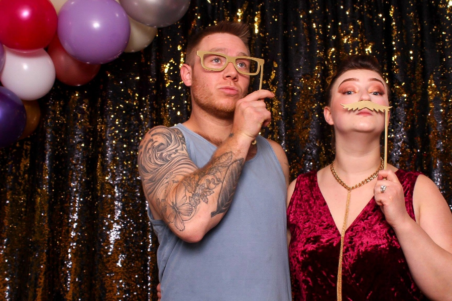 Wild Booth at Duluth Boudoir Photography Grand Opening