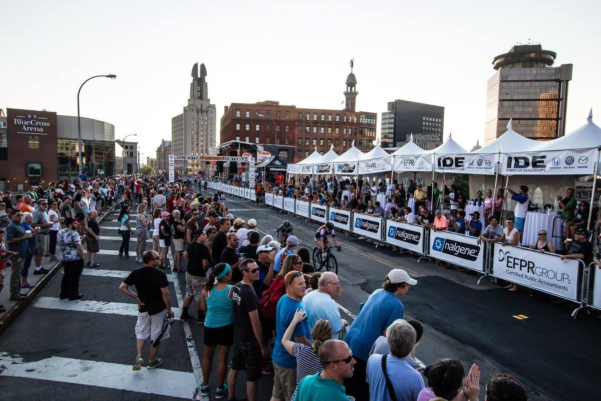 Rochester Twilight Criterium |  Facebook Page