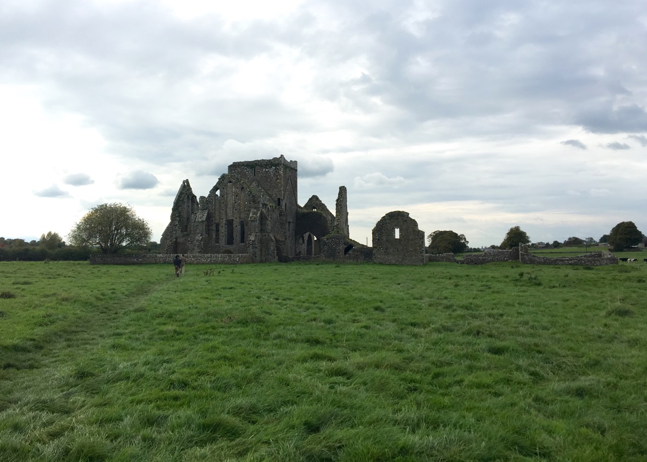 the Rochesteriat | Ruins Near the Rock of Cashel