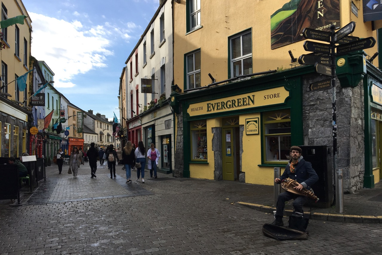 the Rochesteriat | Galway City Center