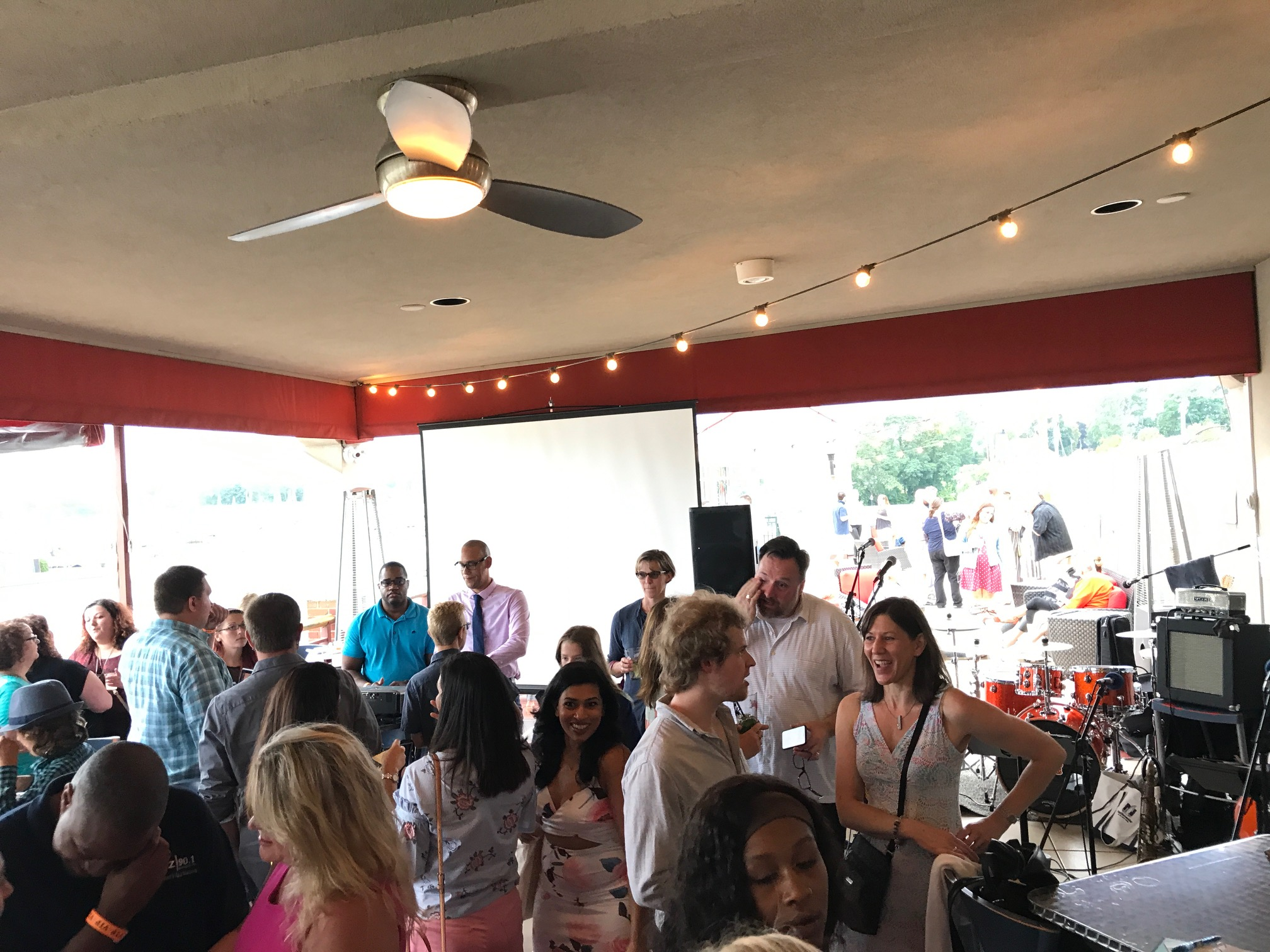 Launch Party: August 17th, 2017 @ jetty at the port