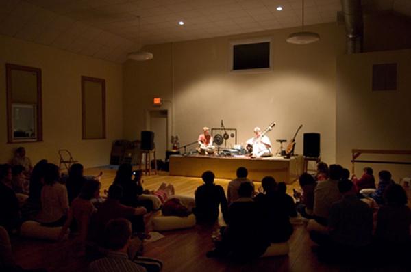 Ann Arbor School of Yoga, Ann Arbor, MI - March 3, 2006