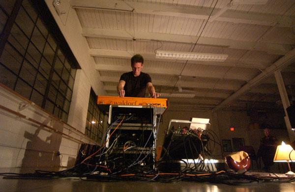 Peter Sparling Dance Gallery, Ann Arbor, MI - October 23, 2004