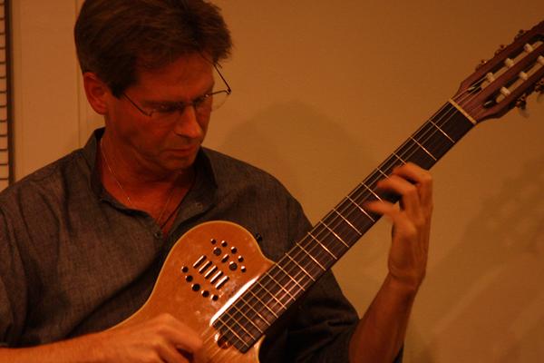 Kerrytown Concert House, Ann Arbor, MI - October 22, 2007