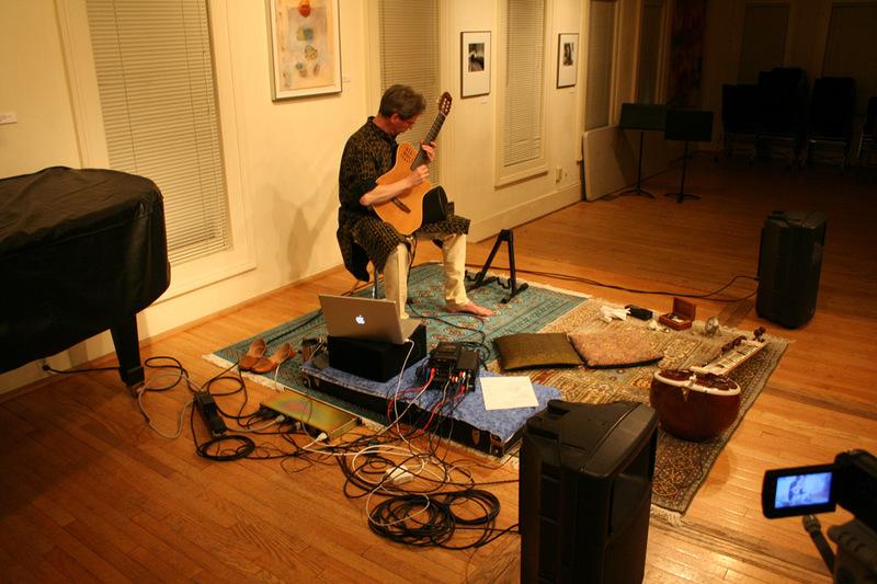 Kerrytown Concert House, Ann Arbor, MI - March 22, 2011