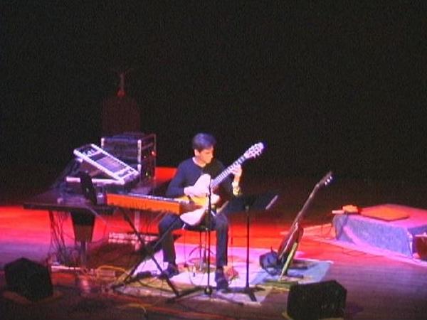 McIntosh Theatre, University of Michigan, Ann Arbor, MI - May 18, 2002