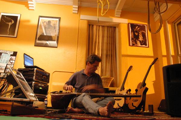 Russa Yog Yoga Studio, Ann Arbor, MI - Octo  ber 2  , 2004