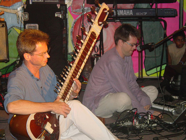 JRO Unwind Center, Chennai, India - August 20, 2005