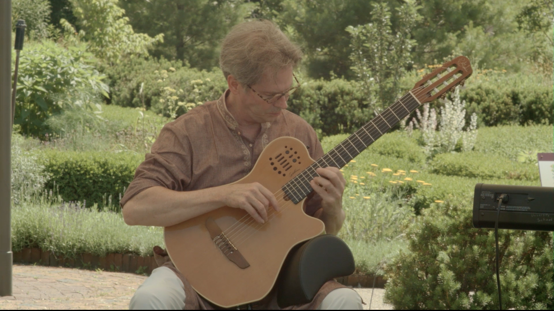 Matthaei Botanical Gardens, University of Michigan, Ann Arbor, MI -June 22, 2014