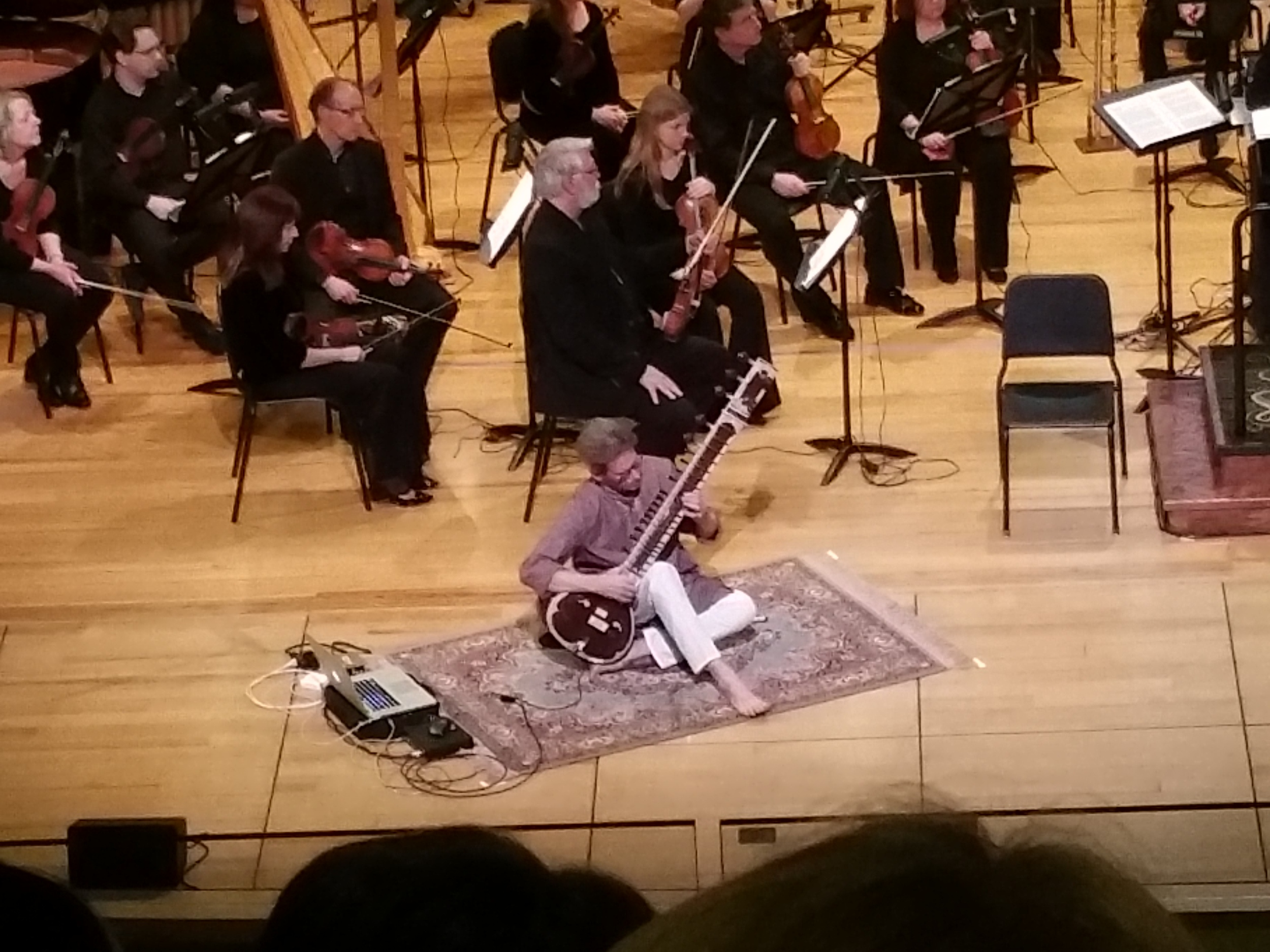 Schrott Center for the Arts, Butler University, Indianapolis, IN - April 15 2016