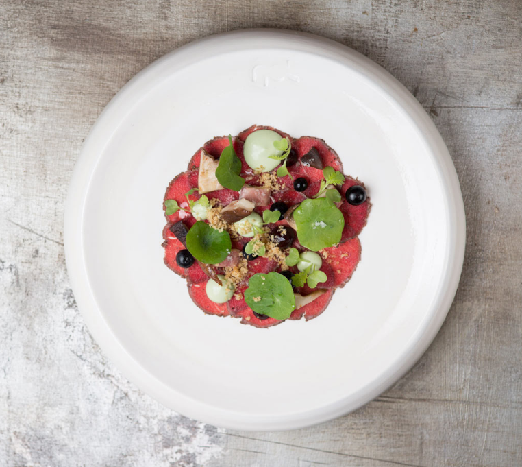 CARPACCIO. PICTURE BY COLE BENNET