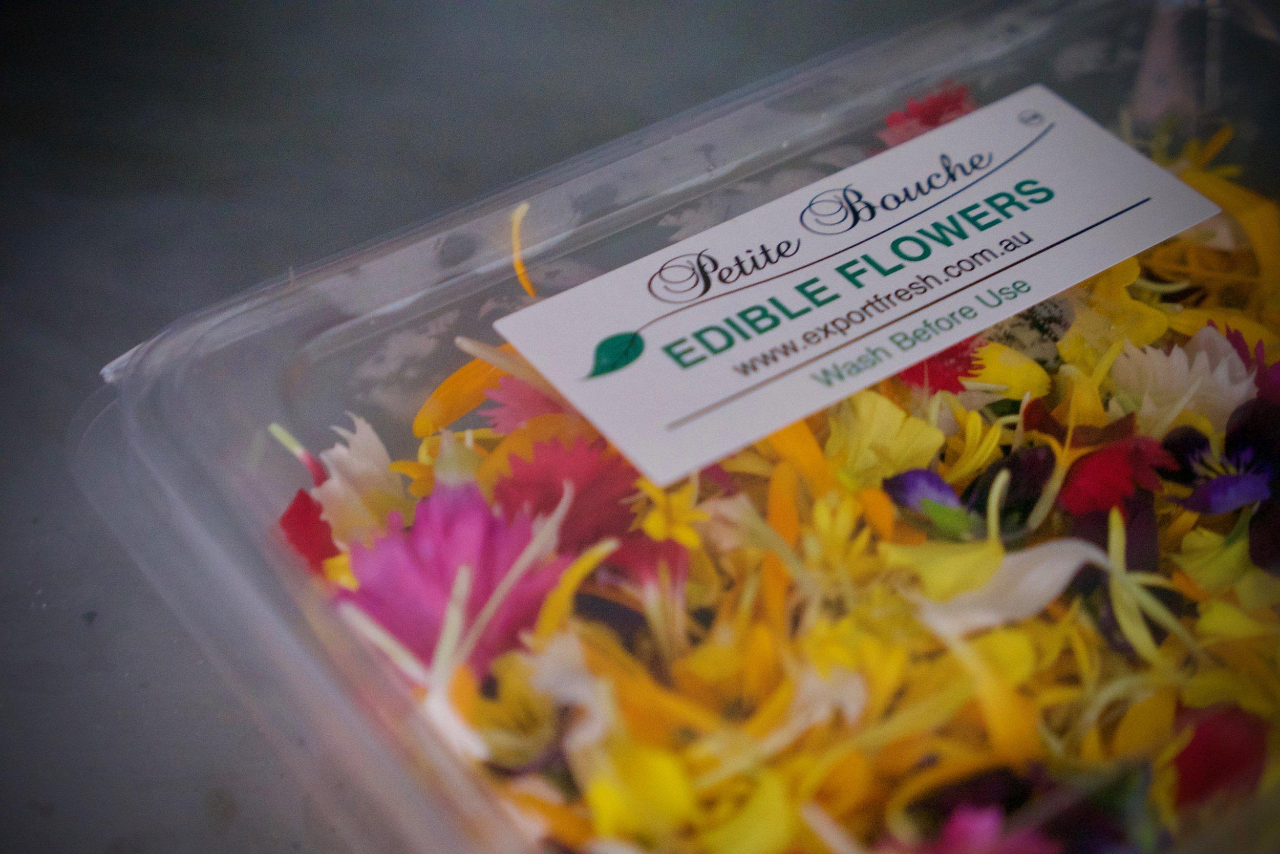 PETITE BOUCHE MIXED PETITE FLOWERS.