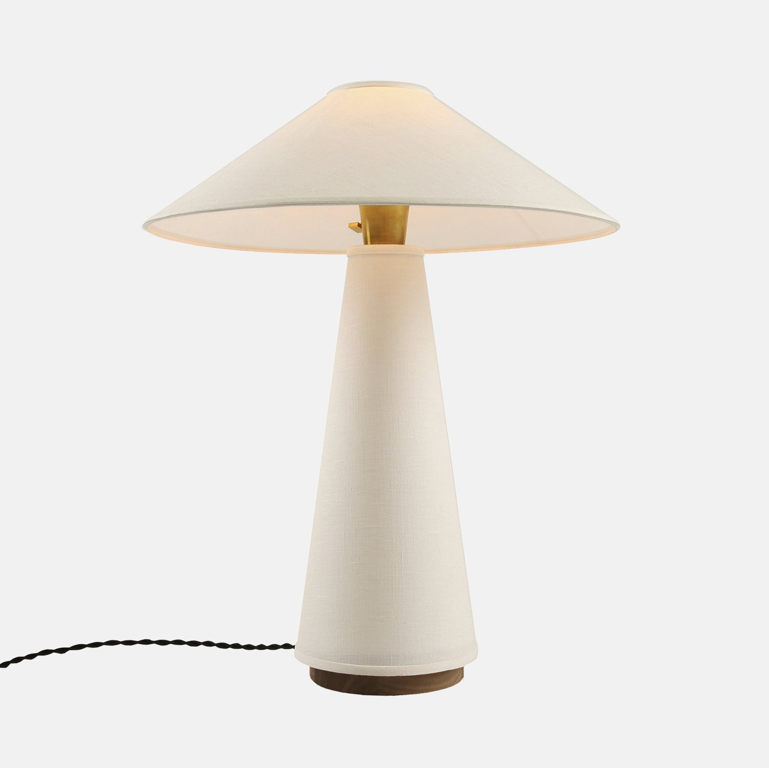 Linden Table Lamp by Studio DUNN.