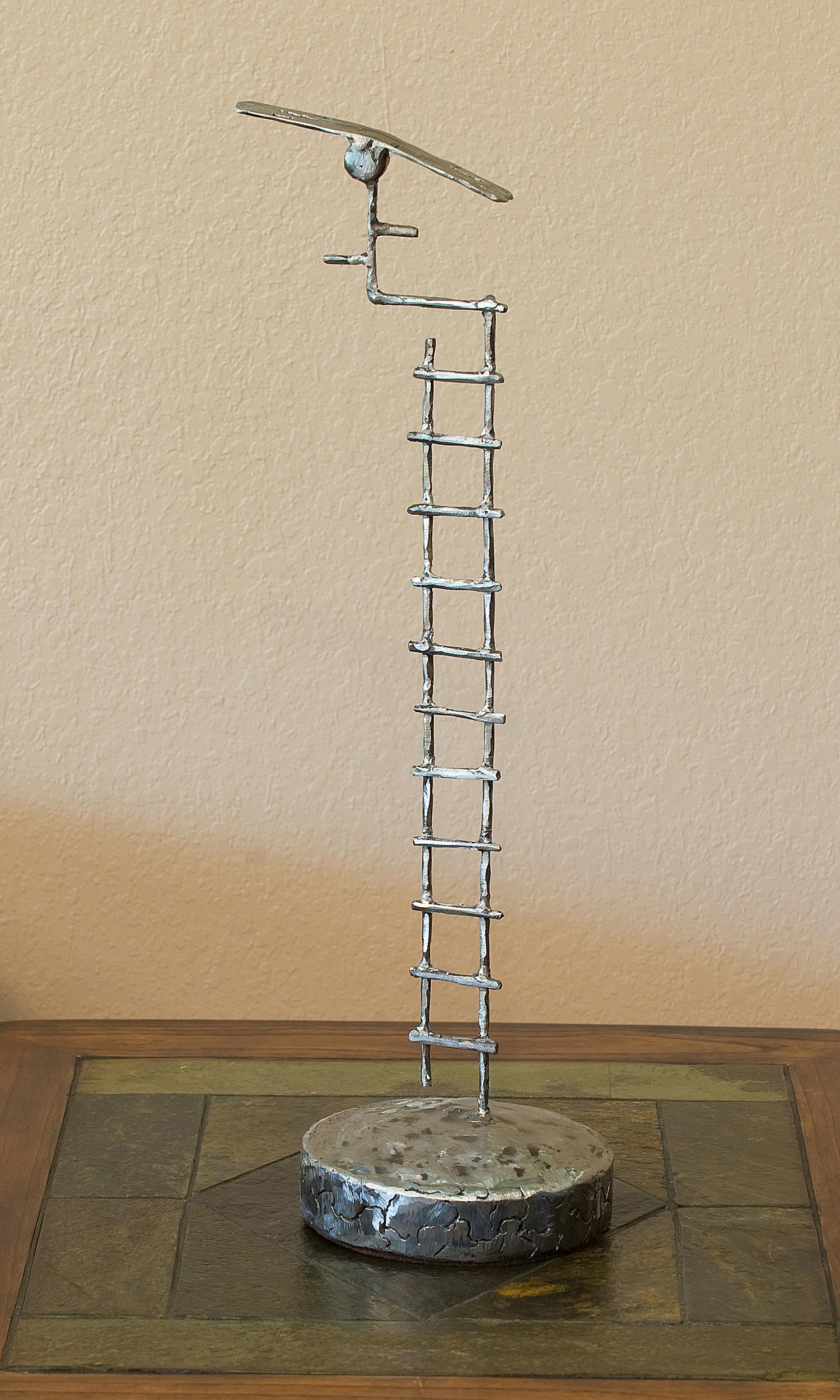 Ladder Sculpture