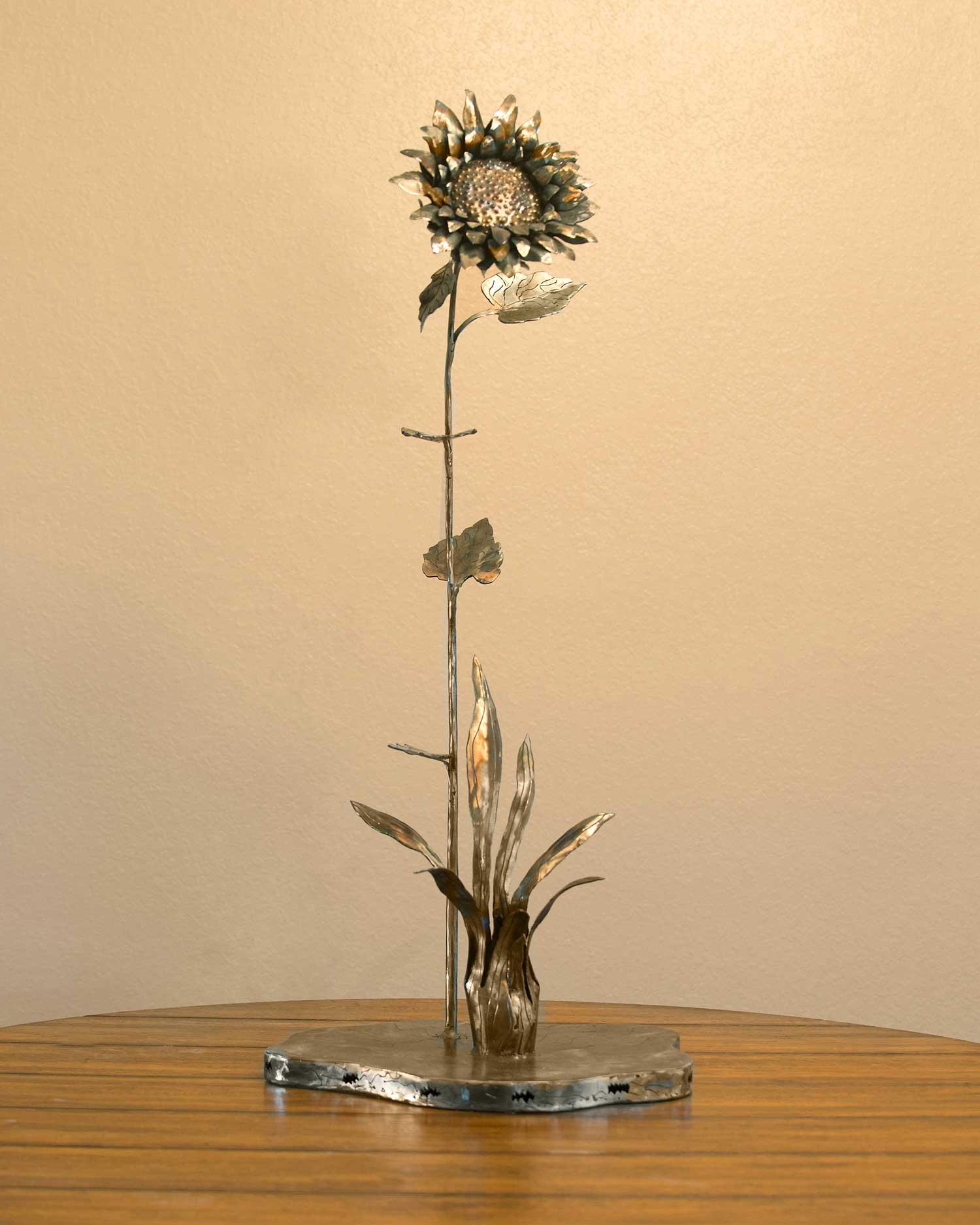 Standing Sunflower