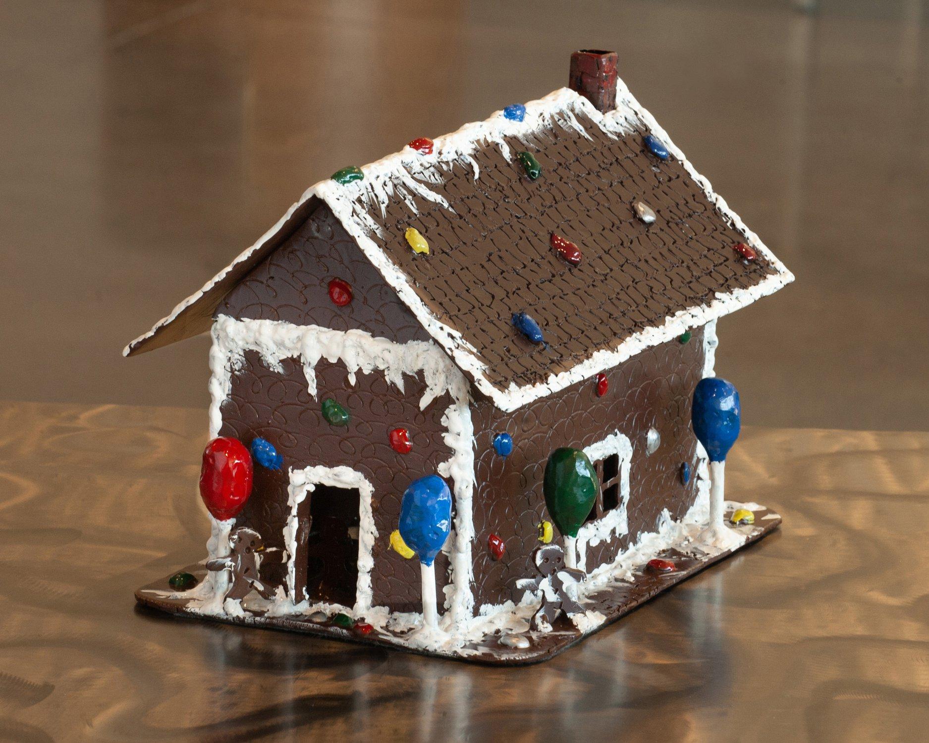 """Gingerbread House II"""