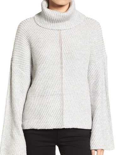 Cupcakes and Cashmere Phil Slouchy Sweater