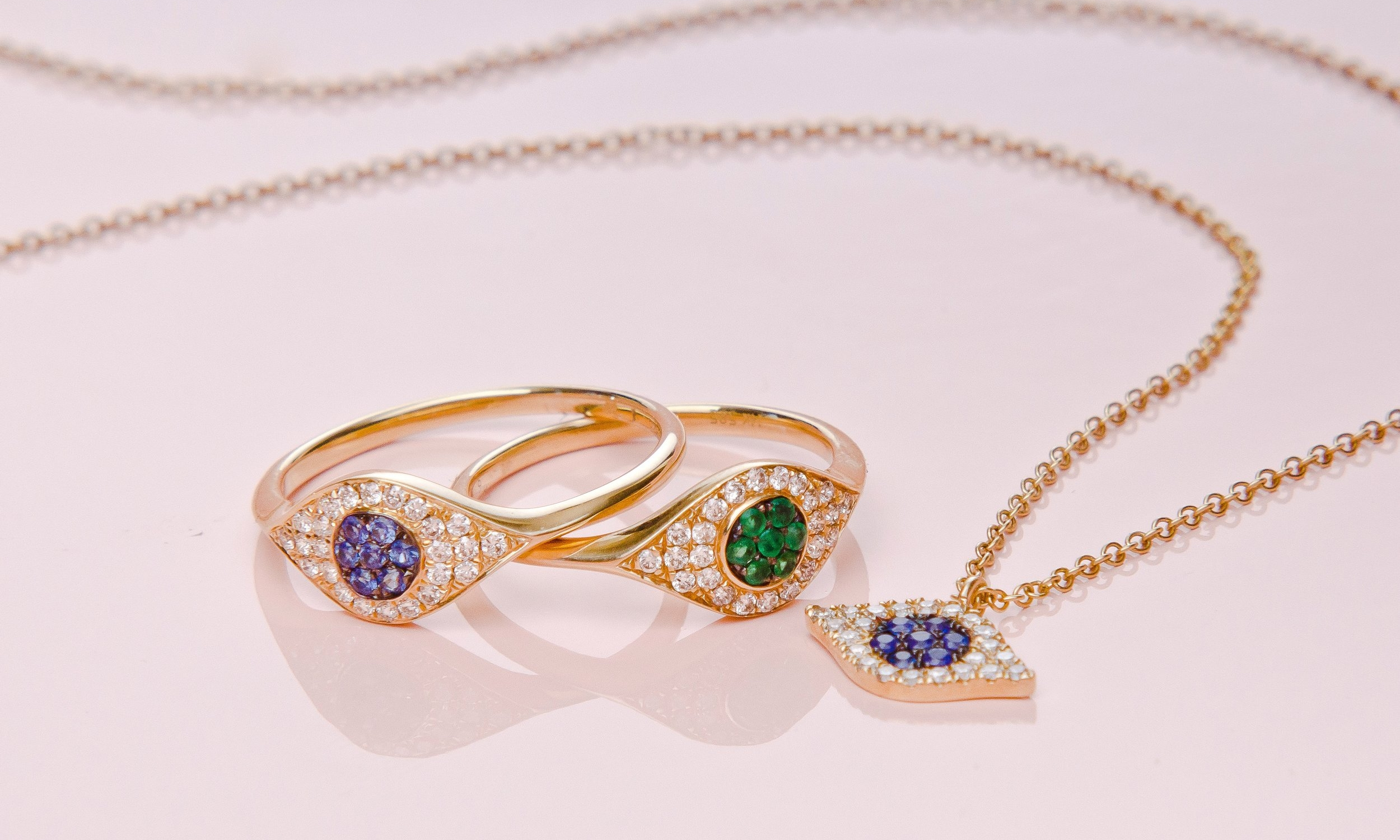 Feeling FINE? - You'll love our FINE line, 14kt gold pieces special enough for everyday. Click to shop.