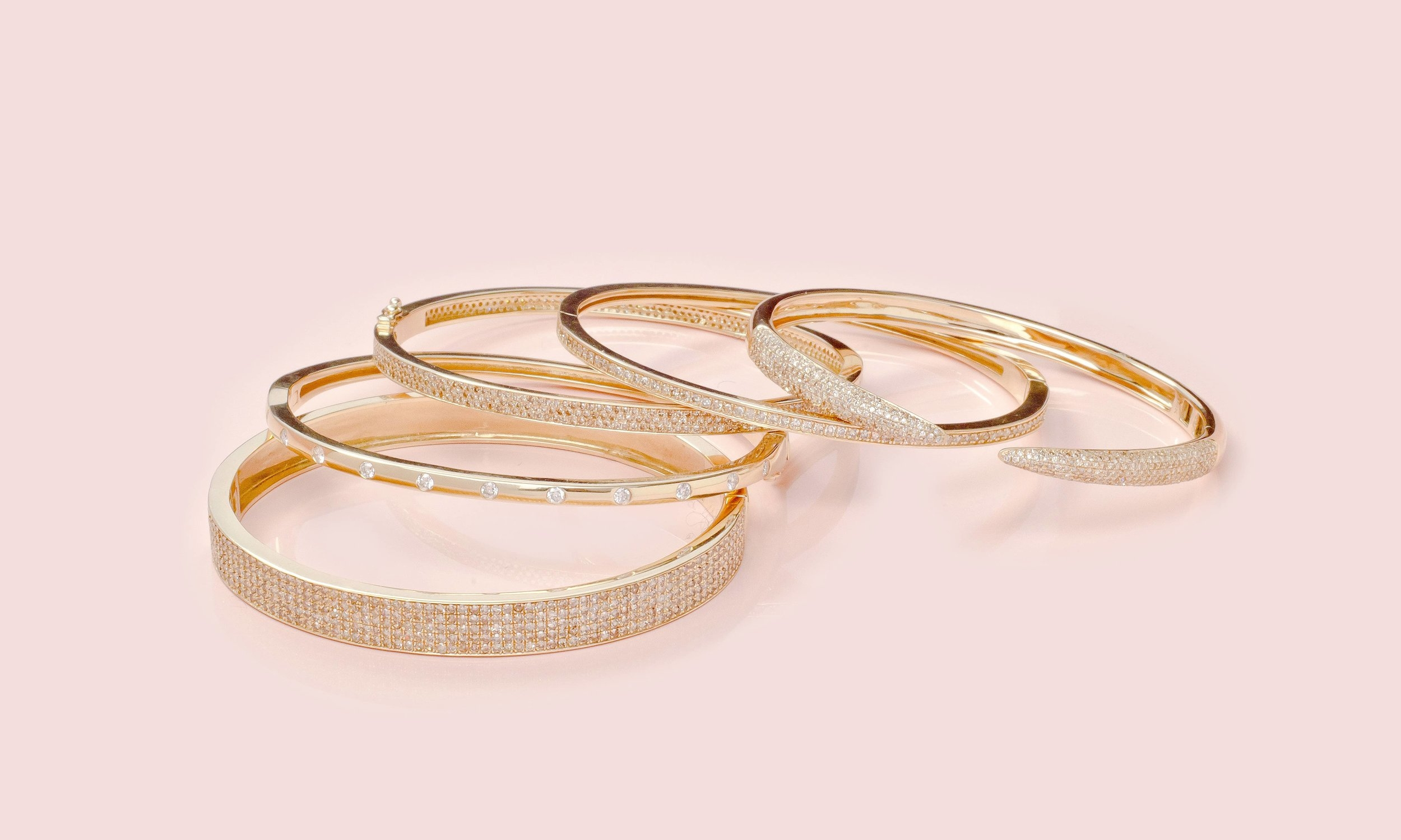 DIAMOND is a girl's best friend - Shop our DIAMOND line, with most styles available in 14kt gold and oxidized sterling.