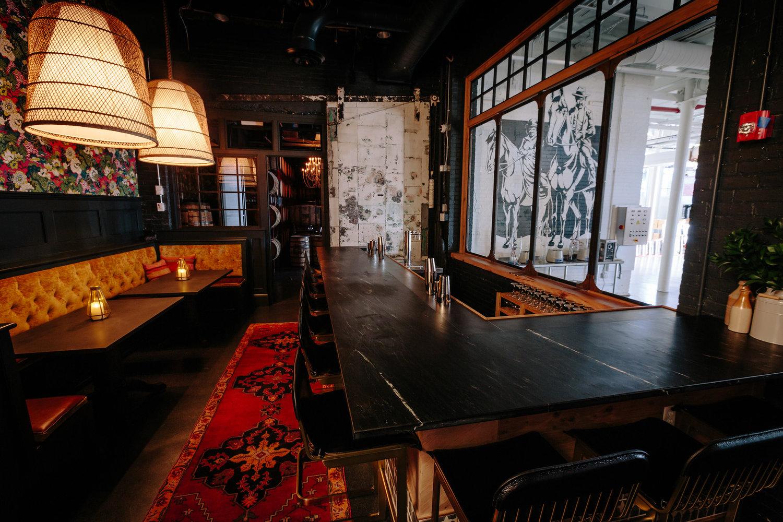 Tasting Room — Bully Boy Distillers